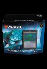Magic Kaldheim Commander Deck Phantom Premonition