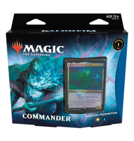 Magic Kaldheim Commander Deck Phantom Premonition