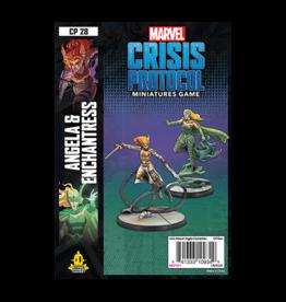 Marvel Crisis Protocol Marvel Crisis Protocol  Angela and Enchantress