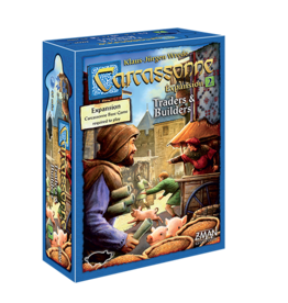 Carcassonne Carcassonne 2 Traders Builders
