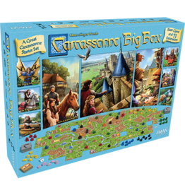 Carcassonne Carcassonne Big Box 2017