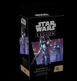 Star Wars Legion Star Wars Legion Republic Specialists