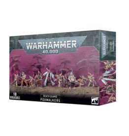 Warhammer 40k Death Guard Poxwalkers