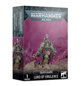 Warhammer 40k Death Guard Lord Of Virulence