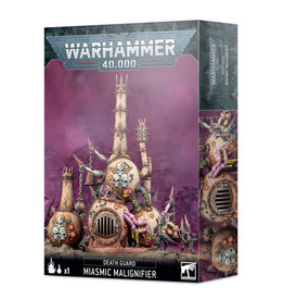 Warhammer 40k Death Guard Miasmic Malignifier