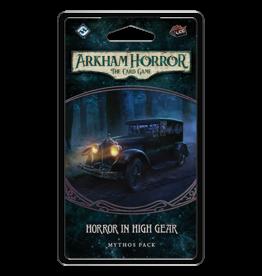 Arkham Horror LCG Arkham Horror LCG Horror in High Gear