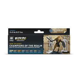 WizKids Premium Paints Champions of the Realm