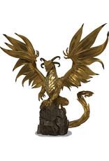 Icons of the Realms Pathfinder Battles Darklands Rising Premium Mengkare Great Wyrm