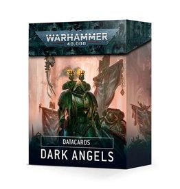 Warhammer 40k Datacards Dark Angels (2021)