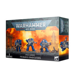 Warhammer 40k Space Marines Primaris Eradicators