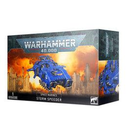 Warhammer 40k Space Marines Storm Speeder