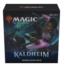Magic Kaldheim Prerelease Pack