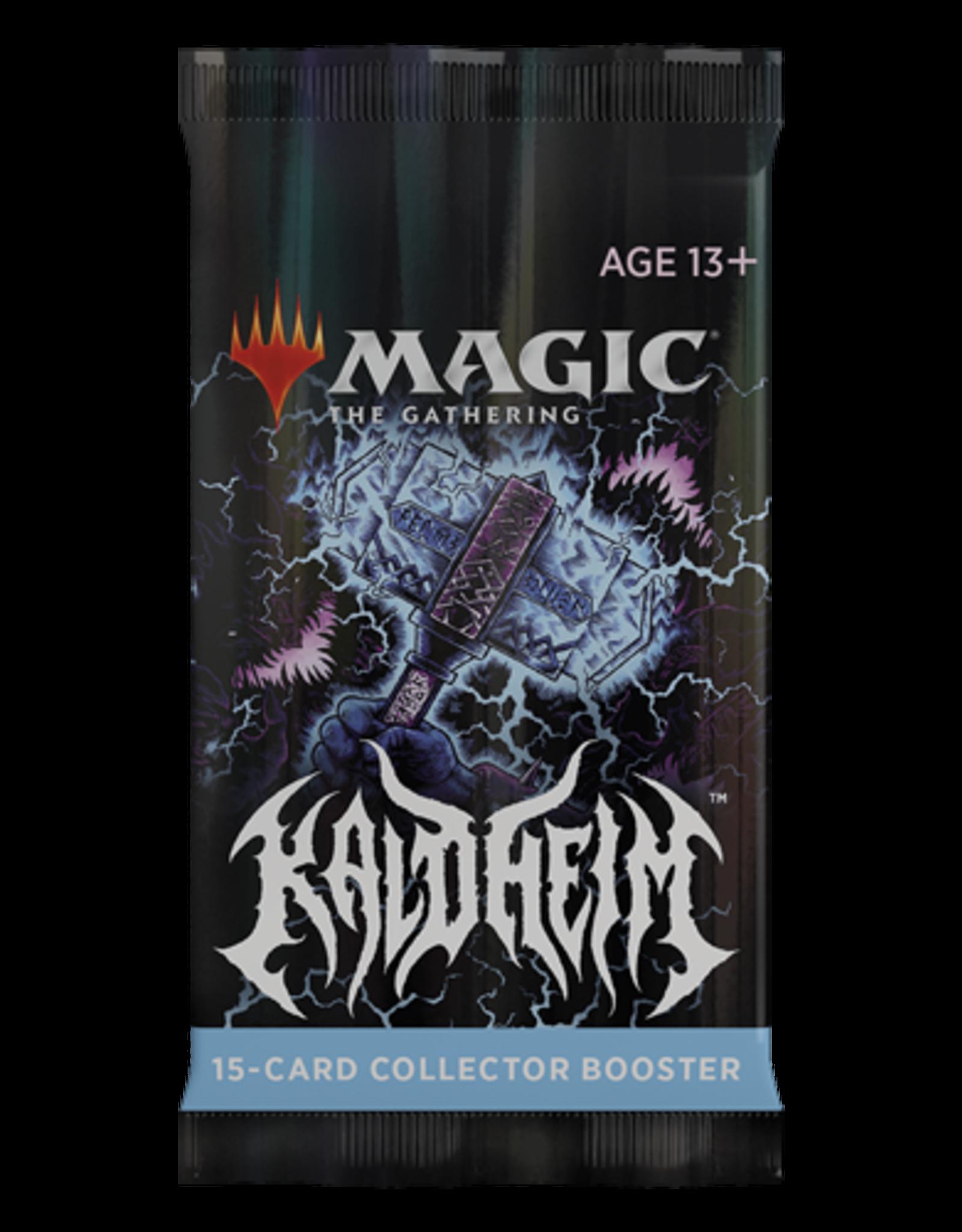 Magic Kaldheim Collector Booster