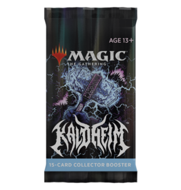 Magic Kaldheim Collector Booster