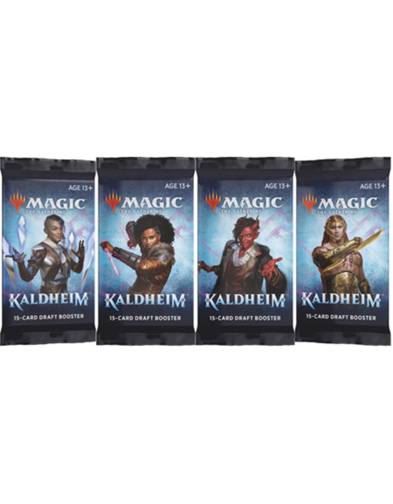 Magic Kaldheim Draft Booster
