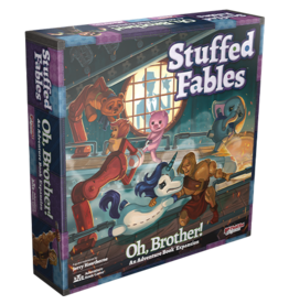 Stuffed Fables Oh Brother!