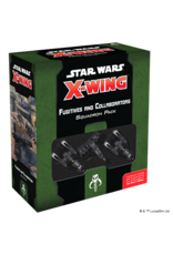 X-Wing Star Wars XWing 2nd Ed Fugitives and Collaborators