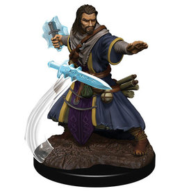 D&D Icons of the Realms Premium Fig W5 Human Wizard Male