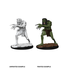 DnD Unpainted W12.5 Troll (Replaces WZK 72573)