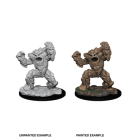 DnD Unpainted W12.5 Earth Elemental (Replaces WZK 73848)