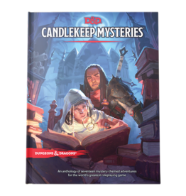 DnD D&D Candlekeep Mysteries 5th