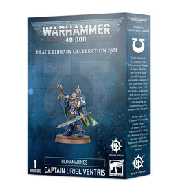 Warhammer 40k Ultramarines Captain Uriel Ventris