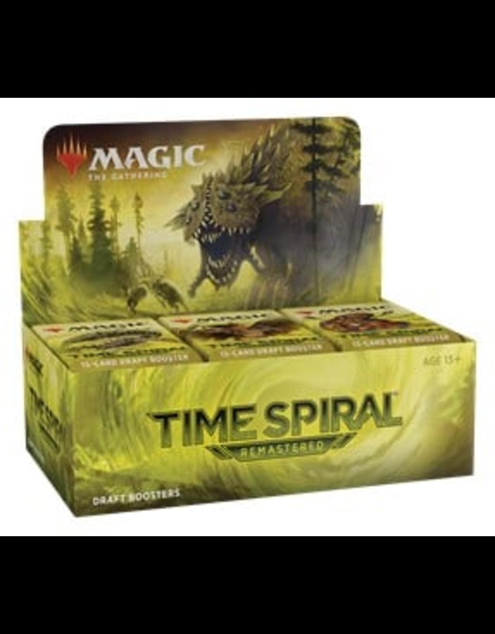 Magic Magic Time Spiral Remastered Booster Box