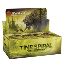 Magic PREORDER Magic Time Spiral Remastered Booster Box