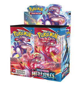Pokemon Pokemon SS5 Battle Styles Booster Box (36)