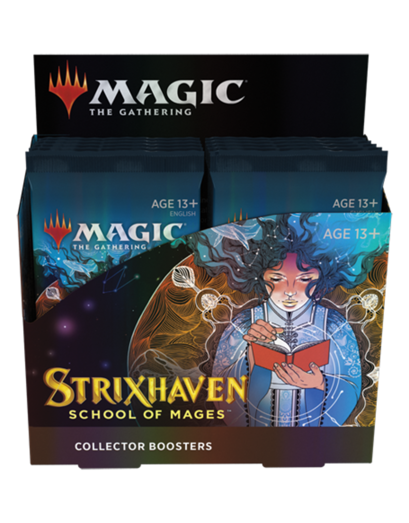 Magic Strixhaven Collector Booster Box