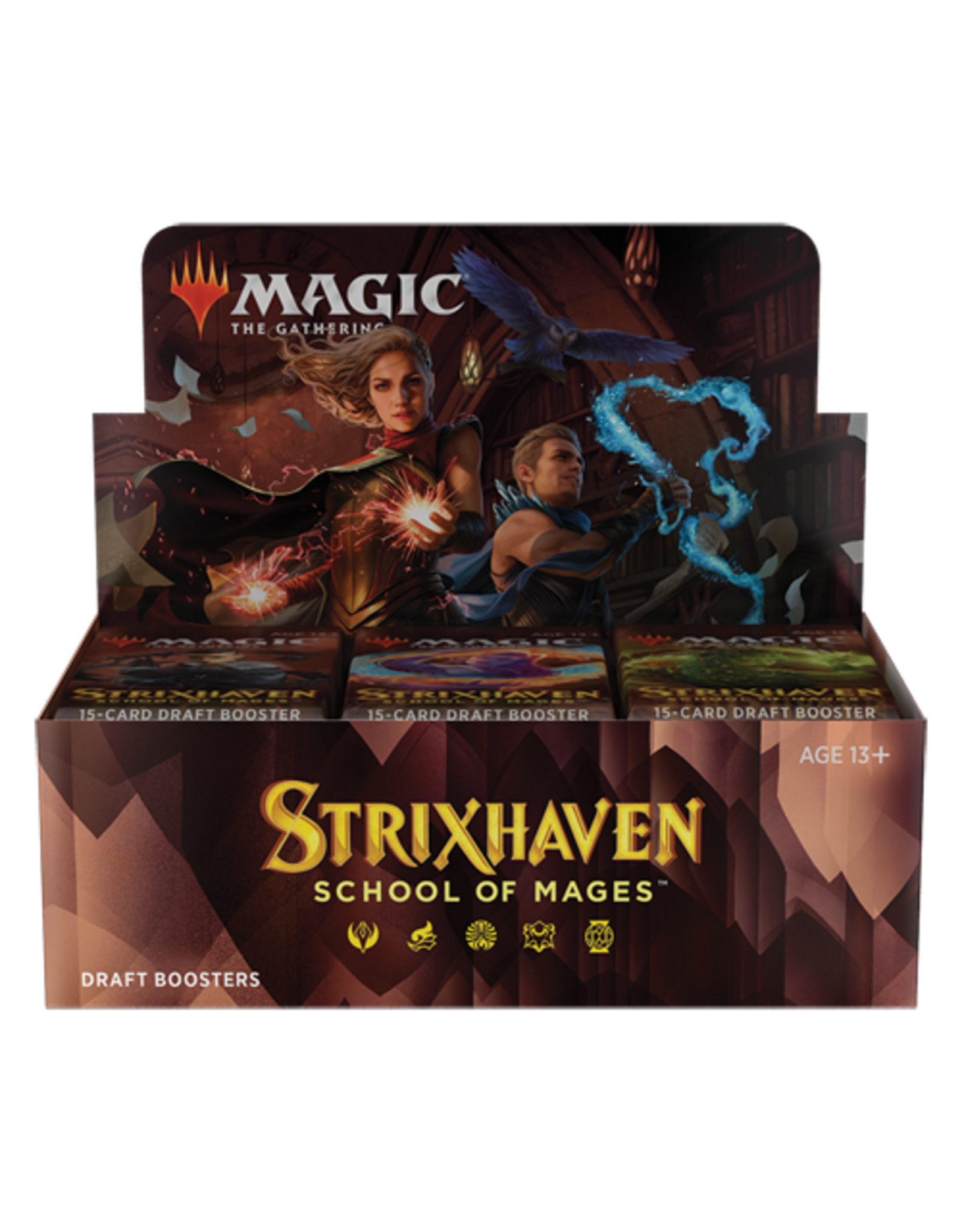 Magic Strixhaven Draft Booster Box