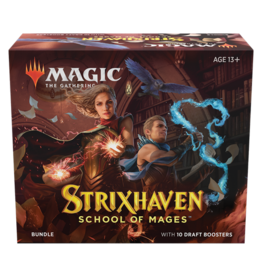 Magic Strixhaven Bundle
