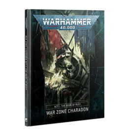 Warhammer 40k Charadon Act 1 Book Of Rust (HB)