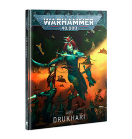 Warhammer 40k Codex Drukhari (2021)