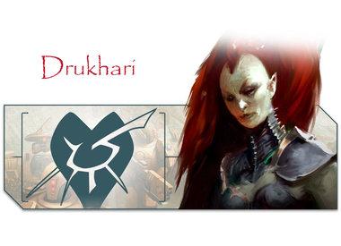 Drukhari (Dark Eldar) 9th Edition