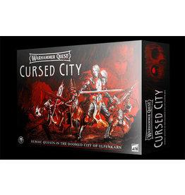 Warhammer 40k Warhammer Quest Cursed City