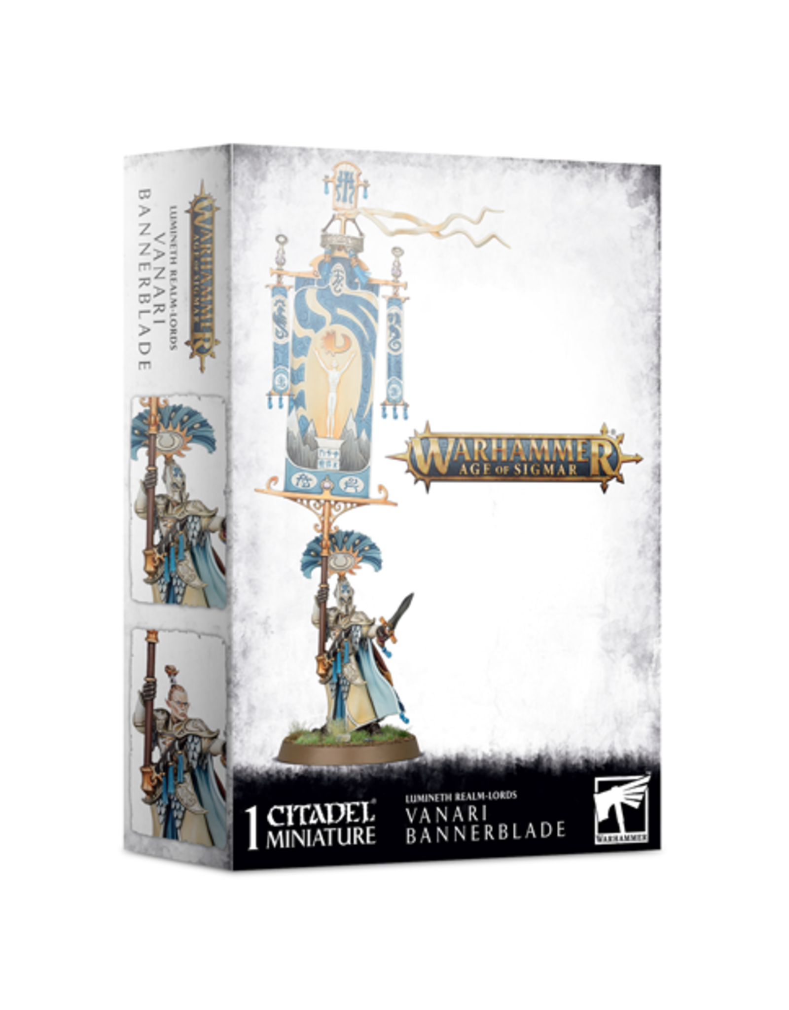 Age of Sigmar Lumineth Realm-Lords Vanari Bannerblade