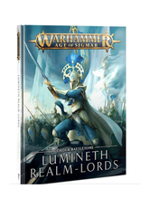 Age of Sigmar Battletome Lumineth Realm-Lords HB