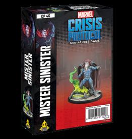 Marvel Crisis Protocol Marvel Crisis Protocol Mr. Sinister