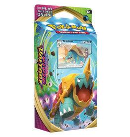Pokemon Pokemon SS4 Vivid Voltage Theme Deck Drednaw