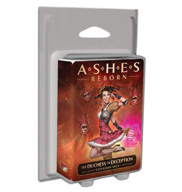 Ashes Reborn The Duchess of Deception
