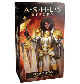 Ashes Reborn The Law of Lions Deluxe Expansion Set
