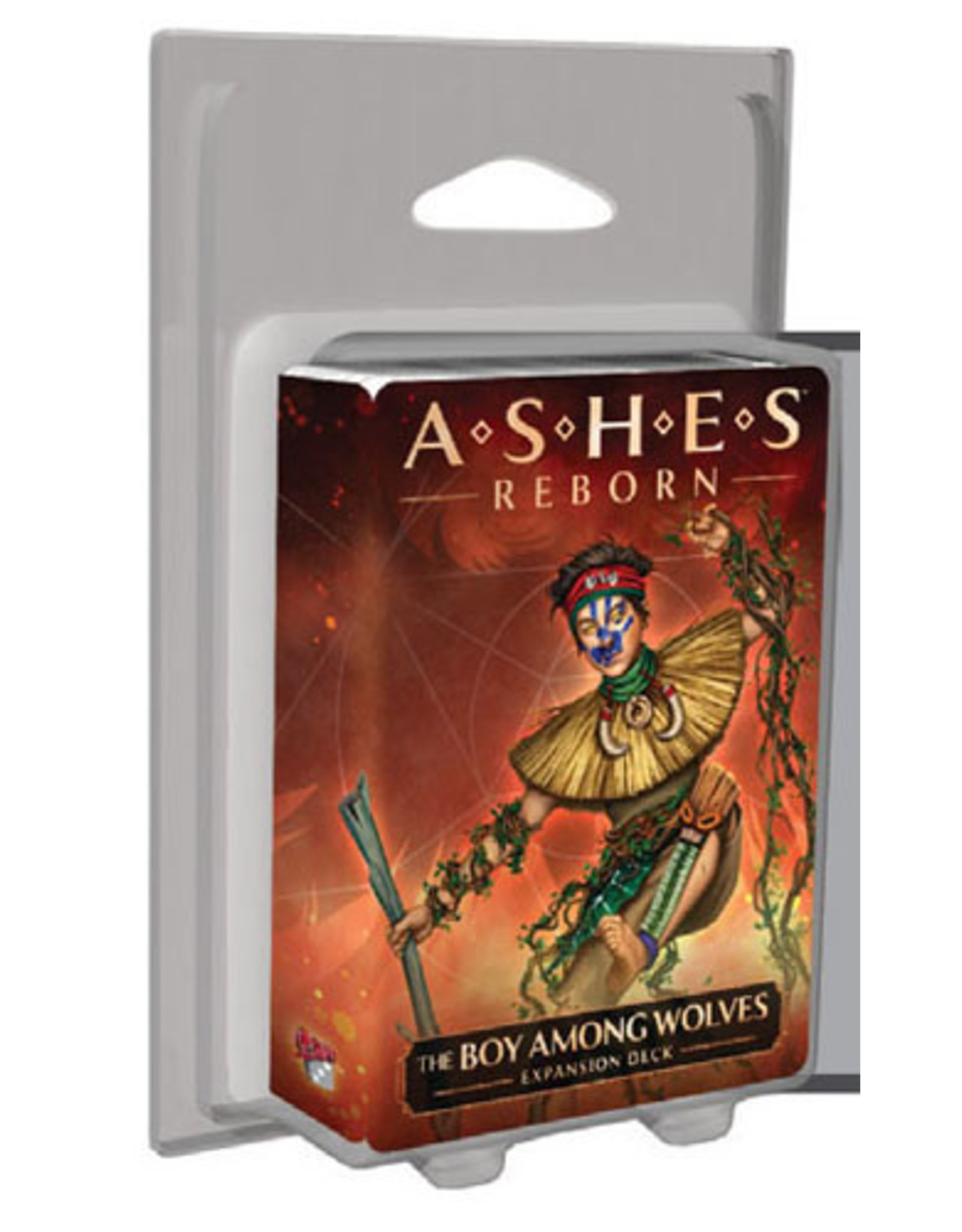 Ashes Reborn The Boy Among Wolves