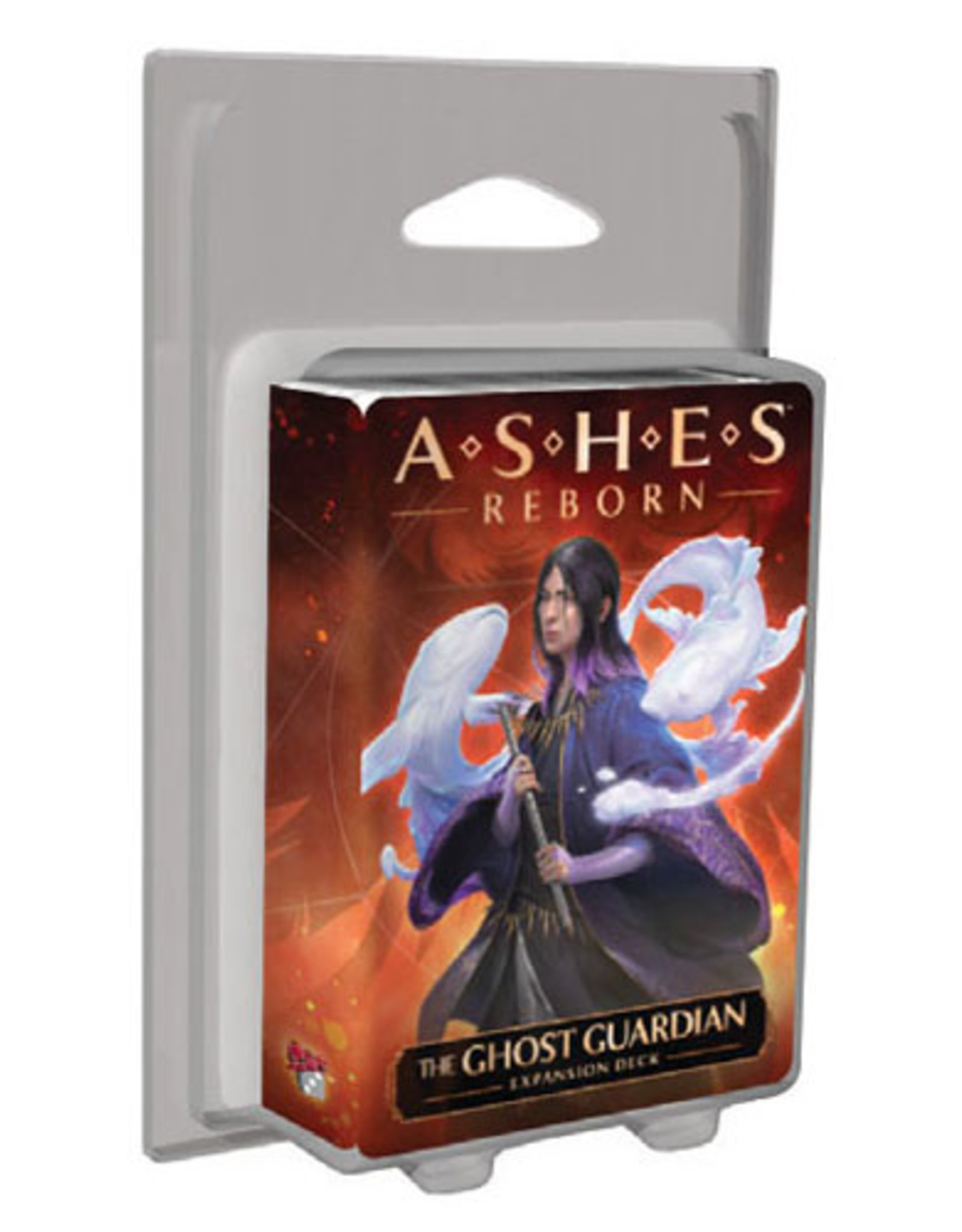 Ashes Reborn The Ghost Guardian
