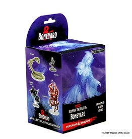 Icons of the Realms D&D Icons 18 Boneyard Booster Pack