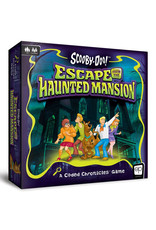 Scooby Doo Escape from Haunted Mansion