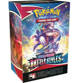 Pokemon Pokemon SS5 Battle Styles Build and Battle Box
