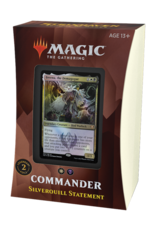 Magic Commander 2021 Silverquill Statement