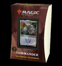 Magic Commander 2021 Silverquill Statement