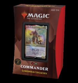 Magic Commander 2021 Lorehold Legacies
